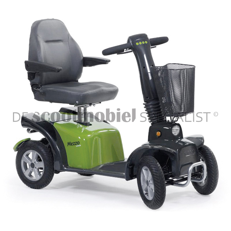 Life and mobility Mezzo 4